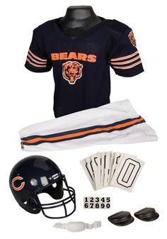 NFL Bears Uniform costume #Football  Best Team Ever