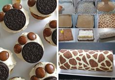 Jungle Animal Party Ideas - ideas-for-parties-safari-theme - Jungle Theme Food, Safari Theme Birthday, Boys First Birthday Party Ideas, Jungle Theme Parties, Birthday Party Desserts, Jungle Party, Party Snacks, Birthday Parties, Safari Party Foods