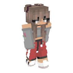 Minecraft Skins Tomboy, Minecraft Skins Female, Skins For Minecraft Pe, Minecraft Skins Aesthetic, Cool Minecraft Houses, How To Play Minecraft, Creeper Minecraft, Minecraft Anime, Skin Mine