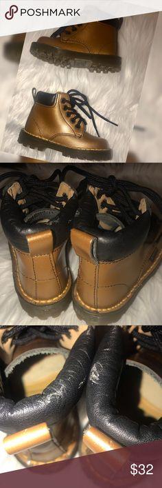 2cecb5a8817 Infant Dr Marten Boots Size 6T The Original Dr. Marten Infant Boots