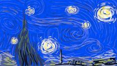 Milhões depessoas viram este quadro enão perceberam oque Van Gogh estava revelando