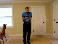 Practice and Perfect your Golf Swing at Home with these Innovative Drills! - YouTube