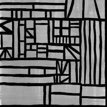 Tapet - Squares