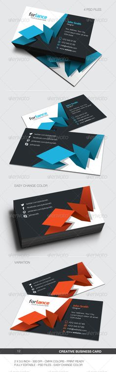 Creative Business Card - 12  Download Now