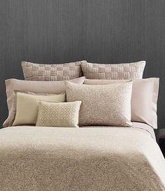 Available at Dillards.com #Dillards. i like the woven pillows.