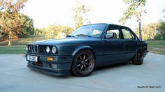 1990 BMW 325iA 4 door. Lightly modded.