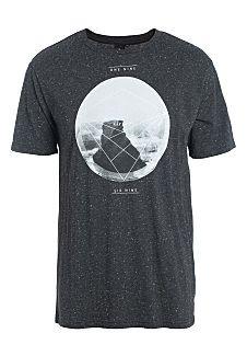 Rip Curl Photoform - T-Shirt für Herren - Schwarz
