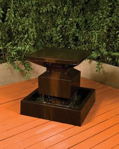 Free Shipping and No Sales Tax on the Alaster Garden Water Fountain from the Outdoor Fountain Pros.