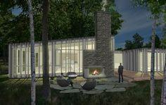 Bigwin Island Cottages-Taylor Smyth Architects