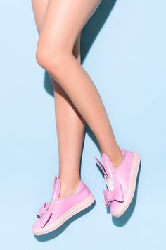 Bow Wow, Pink White, Sneakers, Holiday, Shoes, Style, Fashion, Tennis Sneakers, Sneaker
