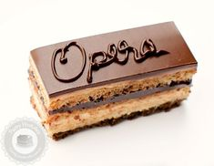 Opera Cake is a classic French pastry that combines a delicate almond sponge cake with the silkiest coffee buttercream and ganache. Pure perfection!