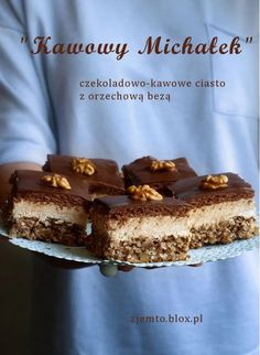 Read all of the posts by zjemto on Zjem to! Pineapple Coconut Bread, My Favorite Food, Favorite Recipes, Cake Recipes, Dessert Recipes, Polish Recipes, Food Cakes, Food To Make, Sweet Tooth