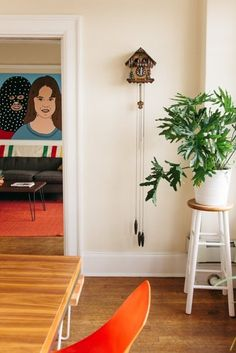 House Tour: A Bright, Eclectic Seattle Apartment | Apartment Therapy
