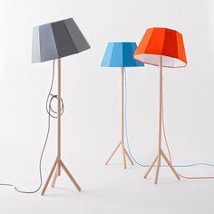 Floor lamps love it !