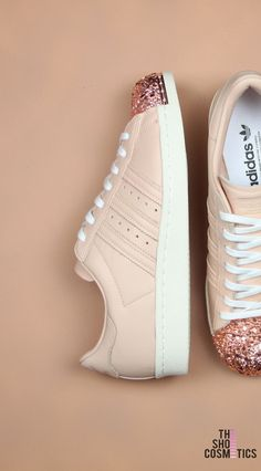 best cheap b0e14 174e1 Rose Gold Adidas Shoes, Beige Sneakers, Rose Gold Shoes, Adidas Sneakers,  Adidas