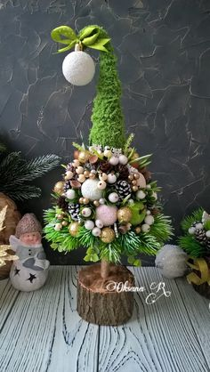 Christmas Wreaths, Christmas Crafts, Christmas Design, Xmas Decorations, Floral Arrangements, Diy And Crafts, Diy Projects, Holiday Decor, Handmade