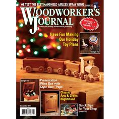 America's Leading Woodworking Authority