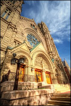 Cathedral of the Madeleine, Salt Lake City