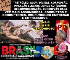 Alerta Total: Por que o Impeachment da Dilma não basta