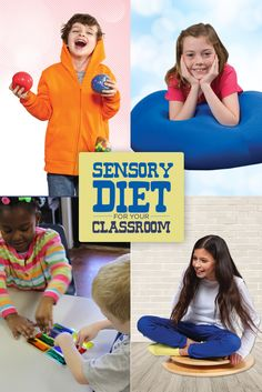 Sensory Diet for the Classroom   Back to School   Special Needs   Mainstreaming   Autism   ADHD