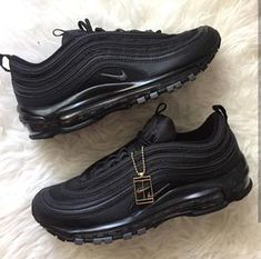 separation shoes 191d2 c4a76 Nike Air Max Thea 97 in pure black schwarz    Air Max 97,
