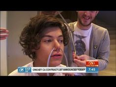 One Direction measured for Madame Tussauds