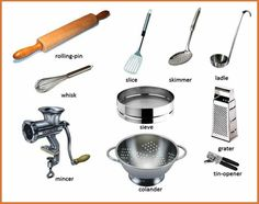 You are in the right place about kitchen furniture vocabulary Here we offer yo .You are in the right place about kitchen furniture vocabulary Here we offer you the most beautiful pictures about the kitchen English Tips, English Study, English Lessons, English Class, Kitchen Utensils List, Kitchen Gadgets, Kitchen Tools, English Vocabulary Words, Learn English Words