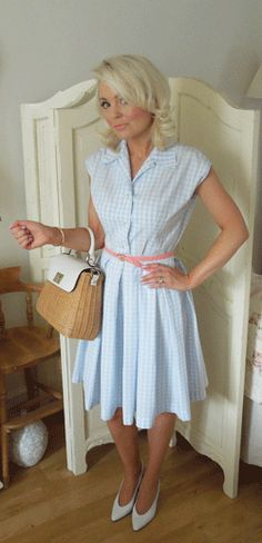 McCalls Shirtwaist Dress by the little tailoress