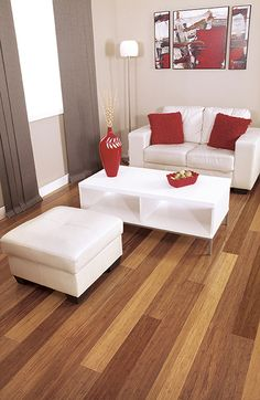Bsmboo Flooring by Arrow Sun Australia: Arrow Bamboo Beechwood 125mm wide. http://www.arrowsun.com.au/categories/bambooflooring