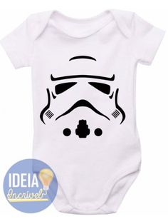 Body Infantil - Stormtrooper - Star Wars