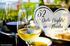 52 date nights in atlanta from 365 Atlanta Family