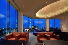 Hotel interior design   Luxurious interior design hotel