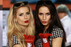 Las chicas del GP de Qatar 2015 en fotos | Motociclismo.es