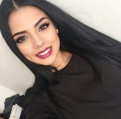 Lip Liner - The Dark Brow Beauty Trend