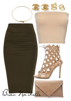 """""""Untitled #989"""" by brannachelle ❤ liked on Polyvore featuring Gianvito Rossi, Verali, ALDO and Forever 21"""