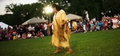 A celebration of National Aboriginal Day in Canada.