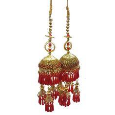 Marriage Jewellery, Designer Bangles, Punjabi Wedding, Jewelry Trends, Fasion, Crochet Earrings, Pearl, Fancy, Colorful