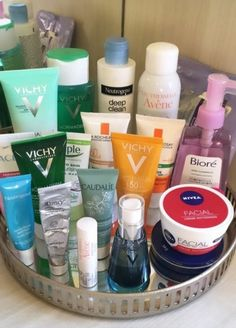Beauty Box, Beauty Skin, Beauty Makeup, Make Me Up, How To Make Hair, Face Routine, Facial Care, Beauty Routines, Body Care