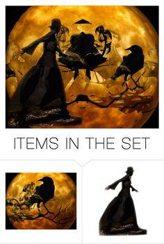 """Halloween"" by jojona-1 ❤ liked on Polyvore featuring art"