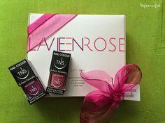 """Itsfrancifra: TNS Cosmetics """"La Vie en Rose""""   Rose Macarons & T..."""