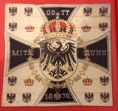 Kaiser Wilhelm II personal standard as King of Prussia