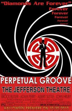 Perpetual Groove Halloween 10'