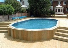 Deck Above Ground Pool Garden.Above Ground Pool Ideas Pool Traditional With Boulders . 66 Best Images About Above Ground Pool Deck Designs On . Cool Pool For A Small Space In Ground Pools Backyard . Finding Best Ideas for your Building Anything