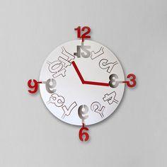 Timewarp Clock  by Thirtyfive Creative Works