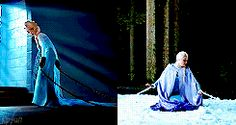 Once Upon a Time and Frozen parallels