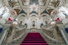 Theater, Krakow Poland by Richard Silver