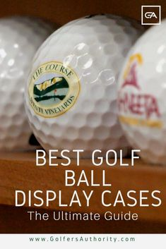 a6354fea722 Are you looking for the Best Golf Ball Dispay Cases to show your your  favorite golf balls.