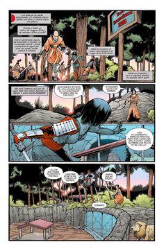 Leer Comics Online : Katana 2 - Contrata a tu enemigo