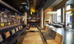 The new look Hoxton Hotel is perfect for a sexy city staycation
