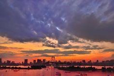 Evening view by Yuriko Yorbalinda (Bunkyo, Japan)